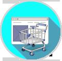 изработка на онлайн магазин - цени